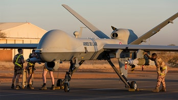 France's first-ever armed drone strike kills 7 Islamic militants in Mali