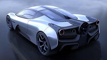 Gordon Murray's $2.6 million T.50 supercar sucks ... air
