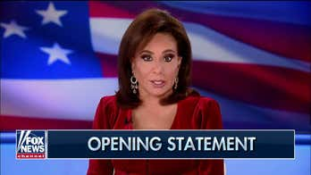 Judge Jeanine: 'We now have confirmation, corroboration that the deep state exists'