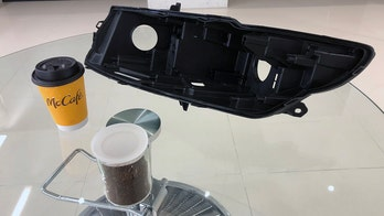 Ford and McDonald's team up to make car parts out of coffee