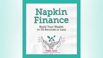 'Napkin Finance: Build Your Wealth in 30 Seconds or Less' by Tina Hay