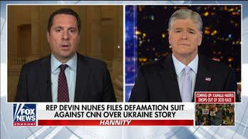 Devin Nunes on his lawsuit against CNN: Report is the 'absolute definition of fake news'