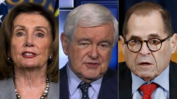 Pelosi's 'nightmare': Gingrich says Dems' 'anti-constitutional gimmick' is helping Trump