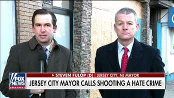 Jersey City mayor: Kosher market attack was a hate crime, anti-Semitism must be called out