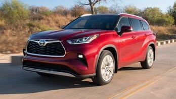 2020 Toyota Highlander Hybrid rated at impressive 36 mpg