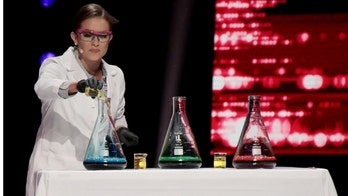 Miss America 2020 goes to Virginia biochemist Camille Schrier after on-stage science experiment