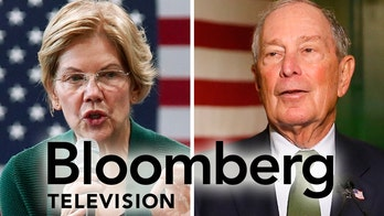 Warren tears into Bloomberg during her appearance on Bloomberg TV