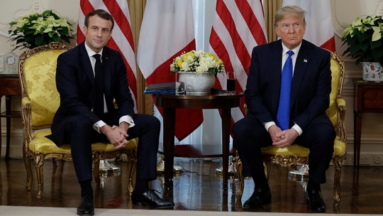 France's Macron: If Trump pulls US military out of Africa, it would be 'bad news'