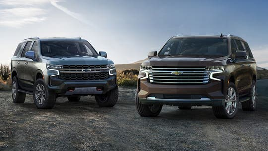 Here's how much the 2021 Chevrolet Tahoe costs