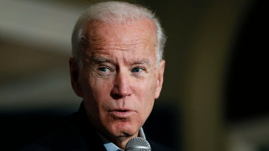 Fox News Poll: Biden ahead by 21 points among South Carolina Democrats
