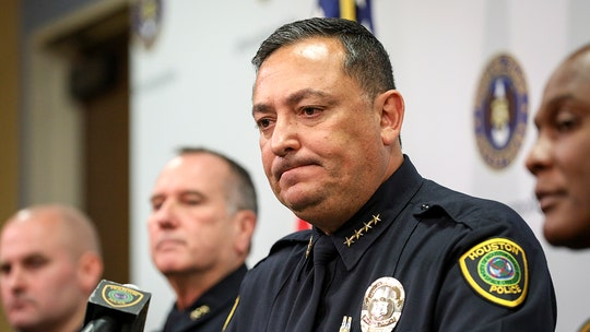 Houston police chief criticized after ripping 'smug' Senate Republicans for officer death