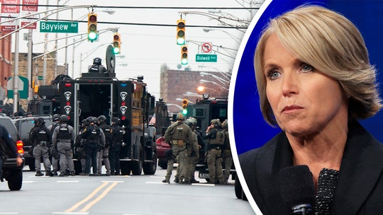 As Jersey City shooting unfolded, Katie Couric pushed again for gun control