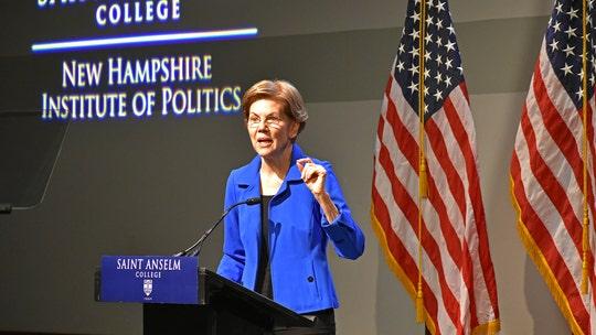 Holding back no more, Warren slams top rivals Biden and Buttigieg