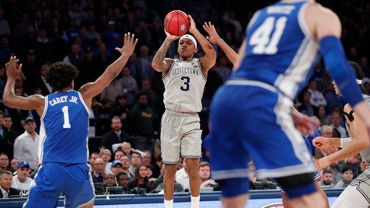 Georgetown player leaves team amid harassment complaint