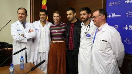 British woman survives 6-hour cardiac arrest after getting caught in Spain snowstorm