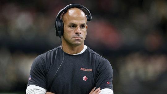 Michigan state lawmakers urge Lions to hire 49ers defensive coordinator Robert Saleh as next head coach