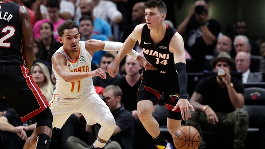 Atlanta Hawks' Trae Young declares game over before Miami Heat's furious comeback win