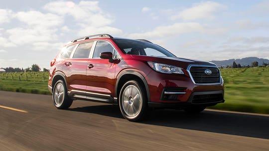 Test drive: The 2020 Subaru Ascent is a big success