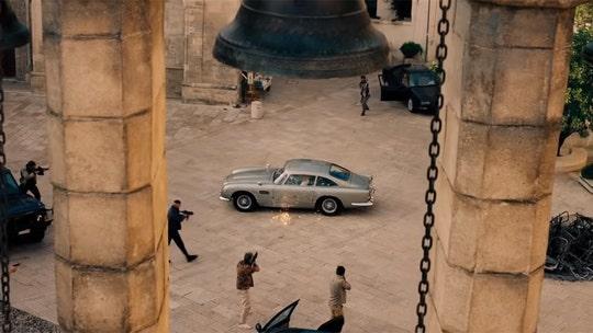 'No Time to Die' trailer reveals big change to 007's Aston Martin DB5