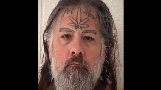 Ohio sex offender with 'Pot Head,' marijuana tattoos on his face is wanted by police