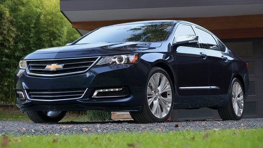 Here's when the Chevrolet Impala is going extinct