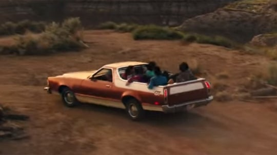 Ford Ranchero GT resurrected in 'Ghostbusters: Afterlife' trailer
