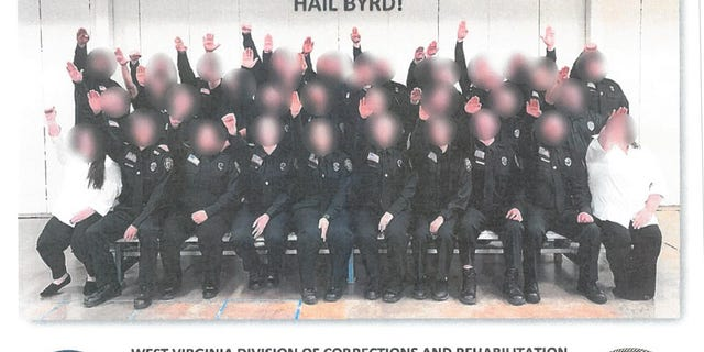 Westlake Legal Group 191205-conduct-unbecoming-officers-ac-618p_47069b1b514e74206aec7df3ca12ad90.fit-1240w-1 West Virginia corrections employees fired, suspended after apparent Nazi salute photo, officials say fox-news/us/us-regions/southeast/west-virginia fox news fnc/us fnc Bradford Betz article a7a2f6dc-af03-54d2-9fdf-26b994bb38d6