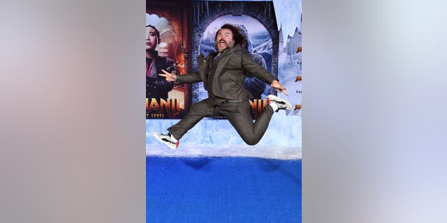 Jack Black will play Fridge in