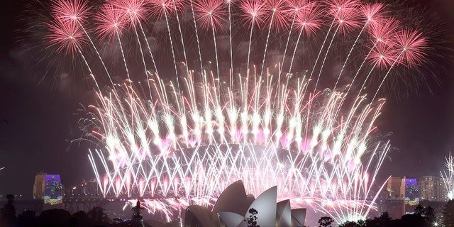 Controversy over Sydney's New Year's Eve fireworks