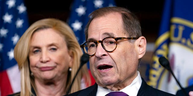 Rep. Jerrold Nadler, D-N.Y., chairman of the House Judiciary Committee.