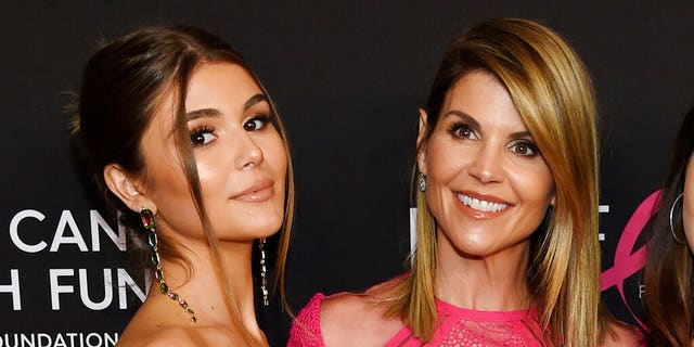 Lori Loughlin and her daughter Olivia Jade. (Photo by Chris Pizzello/Invision/AP, File)