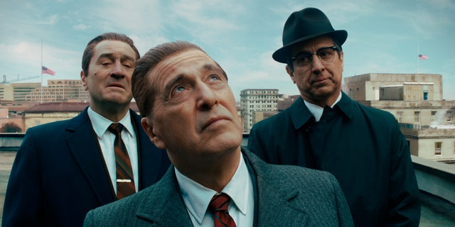 Netflix reveals viewing figures for The Irishman