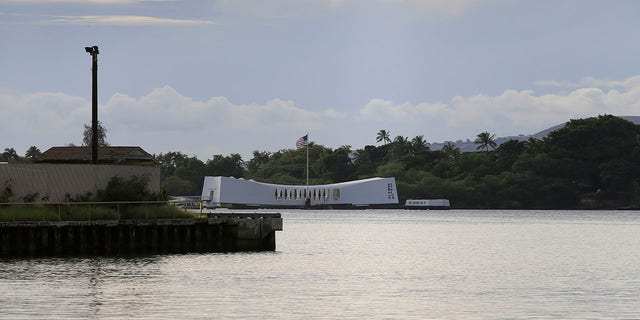 Westlake Legal Group AP19339116769569 Pearl Harbor shooting won't disrupt plans for annual commemoration of 1941 attack, memorial spokesman says fox-news/us/us-regions/west/hawaii fox-news/us/military/honors/pearl-harbor fox-news/us/military fox-news/topic/world-war-two fox news fnc/us fnc Brie Stimson article 6ecd40c7-80e6-57d2-be55-0f562edba313