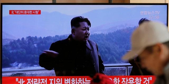 Westlake Legal Group AP19342173411935-1 North Korea warns US could 'pay dearly' for human rights criticism fox-news/world/conflicts/north-korea fox-news/us fox-news/person/kim-jong-un fox news fnc/us fnc David Aaro article 888c078f-66f4-5a10-820d-9e20790adb23
