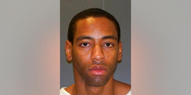 In this undated photo provided by the Texas Department of Criminal Justice is inmate Travis Runnels. Runnels was executed by lethal injection on Wednesday, Dec. 11, for the Jan. 2003, killing of Amarillo state prison supervisor Stanley Wiley, in the prison shoe factory. (Texas Department of Criminal Justice via AP)
