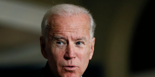 Westlake Legal Group AP19355682027461 Biden slams Trump on Iran policy, says he hurt US interests SCOTT SONNER fox-news/world/conflicts/iran fox-news/us/us-regions/west/nevada fox-news/politics/foreign-policy fox-news/politics/elections fox-news/politics/2020-presidential-election fox-news/person/joe-biden fox-news/person/donald-trump fnc/politics fnc Associated Press article 06e6cb1f-7ed6-5862-998c-2ba617199359