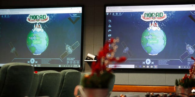 Westlake Legal Group AP19358051018550 NORAD to track Santa for 64th year - with a little help from Big Tech fox-news/tech fox-news/special/occasions/christmas fox-news/politics/defense fox-news/lifestyle/occasions/christmas fnc/us fnc Associated Press article 40fd7a94-4af9-5640-a71c-6cc1547d9422