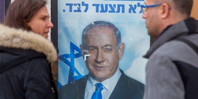 Westlake Legal Group AP19360366959377-1 Israel's Netanyahu wins Likud party primary challenge in landslide fox-news/world/world-regions/israel fox-news/world/world-politics fox-news/person/benjamin-netanyahu fox news fnc/world fnc c22414b5-0059-546d-817c-4211f705e4a0 Bradford Betz article