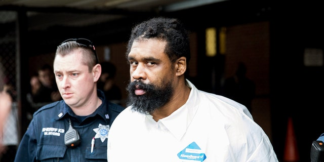 Suspect denies stabbing five at NY rabbi's home