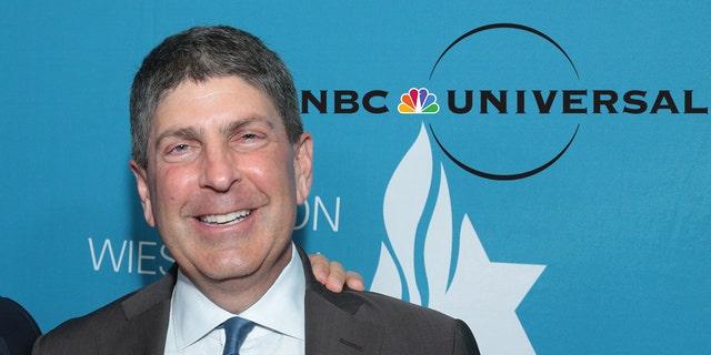 NBC Universal CEO Jeff Shell tested positive for coronavirus. (Photo: Alex J. Berliner/ABImages) via AP Images