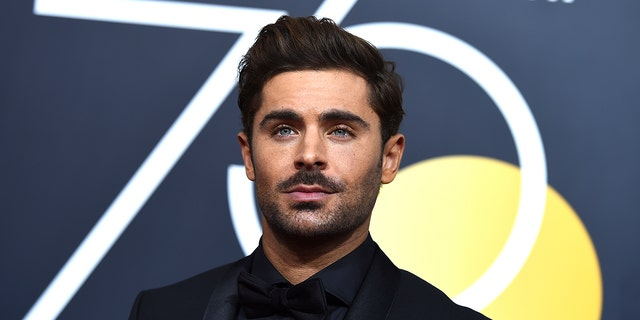 Zac Efron discussed the physical shape he got in for his role in 'Baywatch.'