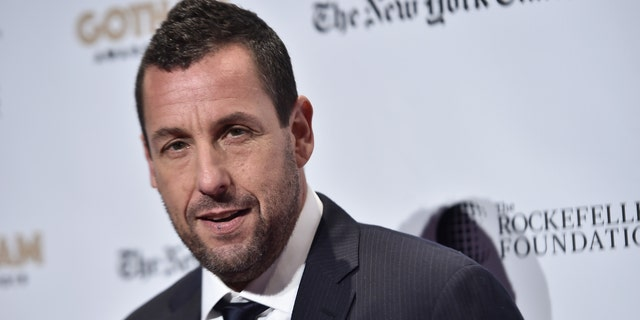 Adam Sandler attends the 2019 IFP Gotham Awards at Cipriani Wall Street on December 02, 2019 in New York City.