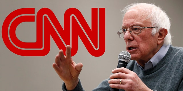Bernie Sanders supporters flooded social media with messages condemning CNN following Tuesday's Democratic debate. (AP Photo/Charlie Neibergall)