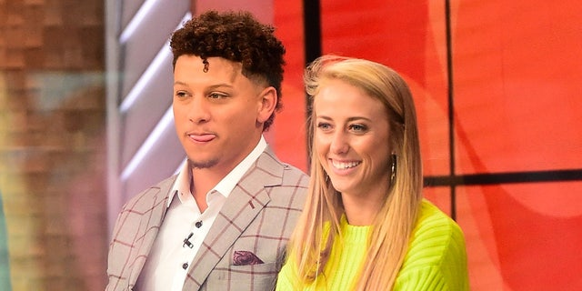 Patrick Mahomes and Longtime Love Brittany Matthews Are Engaged