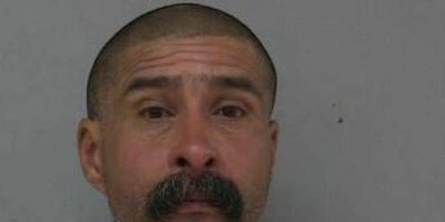 Carlos Urias was accused of killing a homeless woman who was trying to find a place to sleep, police said.
