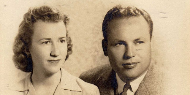 The two, who met in 1934, celebrated their 80th wedding anniversary.