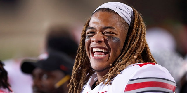 The Redskins take Chase Young No. 2. (AP Photo/Charles Rex Arbogast, File)