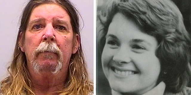 James Curtis Clanton pleaded guilty to the murder of 21-year-old Helene Pruszynski in Englewood, Colo, 40 years ago. He was arrested in the cold case two months ago. (Douglas County Sheriff's Office)