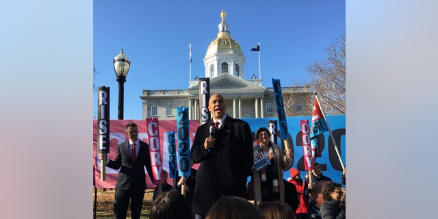 Westlake Legal Group CoryBooker-FITN3 Booker says he won't make stage at next week's Democratic primary debate Paul Steinhauser fox-news/politics/elections/presidential-debate fox-news/politics/elections fox-news/politics/2020-presidential-election fox-news/politics fox-news/person/cory-booker fox news fnc/politics fnc fc3863ad-3ceb-5243-94ee-2b8c1de4ab23 article