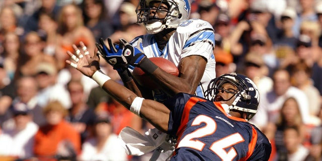 Deltha O'Neal, No. 24, was charged with felony DUI. (AP Photo/Jack Dempsey, File)